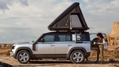 Photo of Pokrenut novi krovni šator Land Rovera.