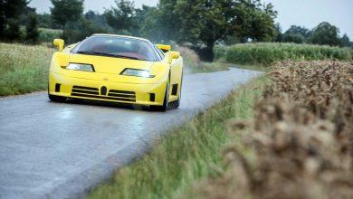 Photo of Na prodaju jedini žuti Bugatti EB110 SS sa crvenom unutrašnjošću