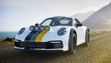 Photo of Porsche izvan kutije: ovdje je 911 koji uvlači Pariz-Dakar