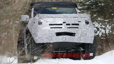 Photo of Ford Bronco pauze pokrivaju još jednom pre predstavljanja ove nedelje