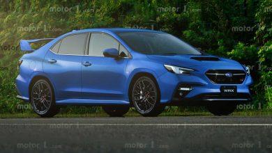 Photo of Novi Subaru WRX, zbogom 2,0-litrenom četverocilindrašu