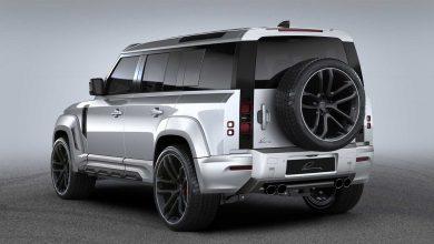 Photo of Land Rover Defender, s Lumma Designom, još je pretjeraniji