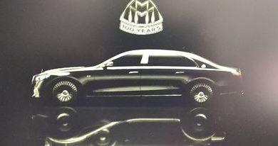 Photo of Nova Mercedes-ova S-klasa sa V12 zadirkivana za godišnjicu Maibacha