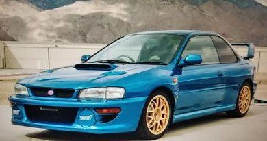 Photo of Subaru Impreza STi trguje za 300.000 dolara