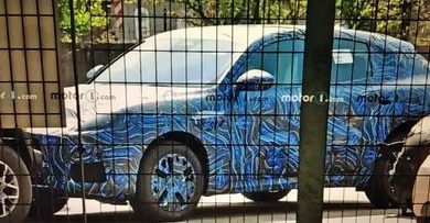 Photo of Maserati Grecale (2022) uhvaćen je na novim slikama Erlkoniga