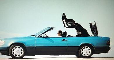 Photo of Mercedes kabrioleti iz serije 124 debitovali su pre 30 godina