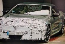 Photo of BMV kabriolet serije 8 (2022): Erlkonig sa nekim ispravkama