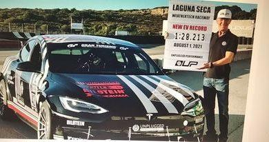Photo of Tesla Model S Plaid postavlja novi rekord u Laguni Seci