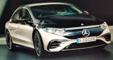 Photo of Mercedes EKS počinje u Francuskoj od 127.250 €