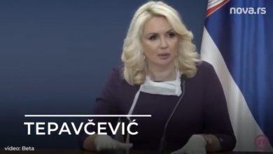 Photo of Darija Kisic se obratila javnosti