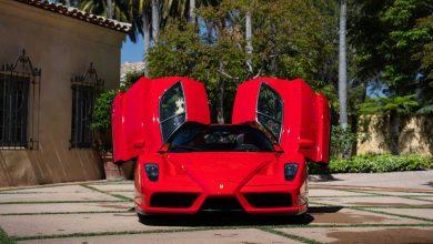 Photo of Ferrari Enzo postavio je novi rekord Najskuplji automobil.