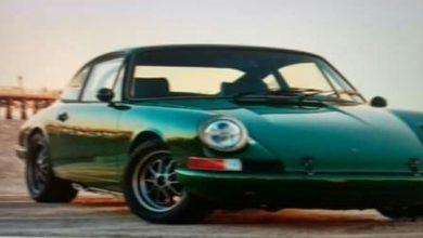 Photo of Što je Porsche 911 iz 1968. godine s pogonskim sklopom Teslinog modela S?