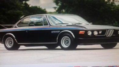 Photo of BMW 3.0 CSL, primerak 1972 na aukciji