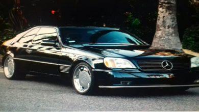 Photo of Mercedes-Benz S600 Michaela Jordana ide na aukciju na Ebay