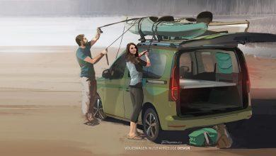 Photo of Otkriven novi kompaktni kombi Volksvagen Caddi Mini-Camper