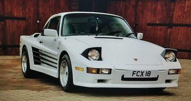 Photo of Porsche 930 Turbo Rinspeed R69 je izuzetno redak i relativno jeftin