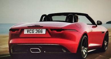 Photo of Leto, sunce, posebno izdanje: Jaguar F-Tipe R-Dinamic Black