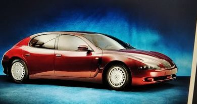 Photo of Zaboravljene studije: Bugatti EB112 (1993)