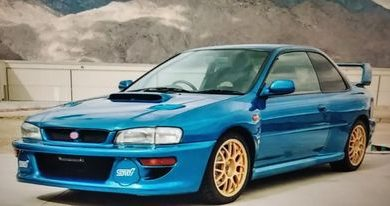 Photo of Subaru Impreza STi trguje za 300.000 dolara