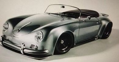 Photo of Raskošni Porsche 356a Speedster koji je dizajnirao The Kiza