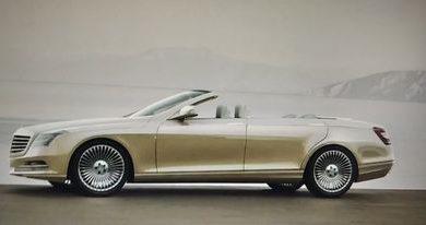 Photo of Zaboravljene studije: Mercedes Ocean Drive Concept (2007)