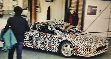 Photo of Ferrari Testarossa od Fioravantija: ikona 80-ih kao preuređenje