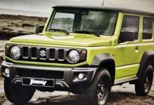Photo of Suzuki Jimni (2021): ponovo pokrenite komercijalno vozilo