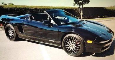 Photo of Na prodaju je Acura NSKS kompanije Ice Cube