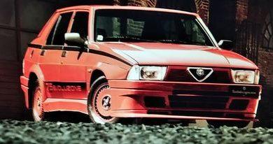 Photo of Alfa Romeo 75 Turbo Evoluzione, stariji Giulia GTA na prodaju