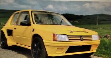 Photo of Iza ovog Peugeota 205 skriven je Porscheov motor