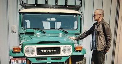 Photo of Toyota Land Cruiser, specijalni Tom Tom Hanks nalazi se na aukciji