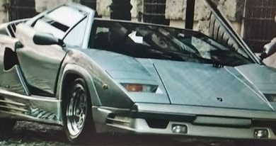 Photo of Lamborghini Countach, superzvezda House of Gucci