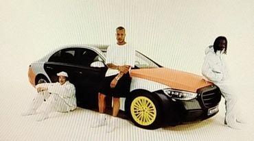 Photo of Mercedes stvara odeću iz svojih vazdušnih jastuka