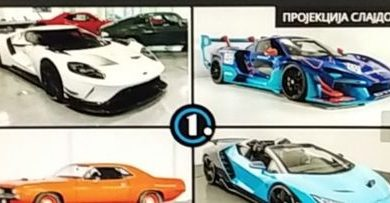 Photo of 10 izuzetnih automobila na prodaju preko milion evra
