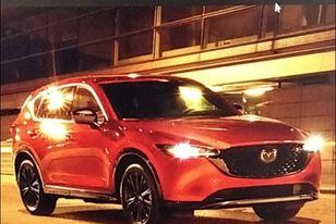 Photo of Mazda CKS-5 dobija (malu) promenu